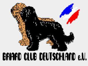 Logo BCD - Briard Club Deutschland