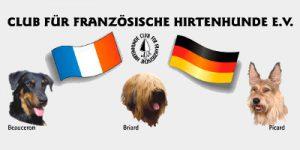 Logo Club für französische Hirtenhunde